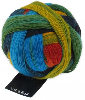 Lace Ball Frische Fische