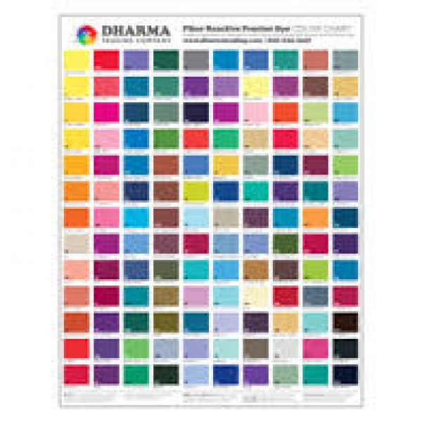 Dharma Color Set (All Colors 10g each)